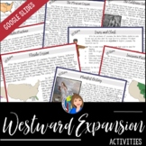 Westward Expansion with Google Slides™ and Boom Cards™