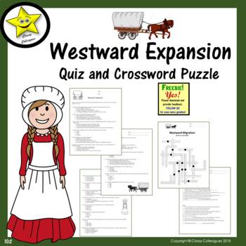 Westward Migration Quiz