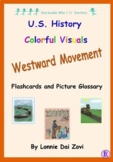 Westward Movement COLORFUL VISUALS Include Me © Series