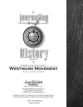 Westward Movement Journaling through History