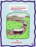 Westward Movement in Pictures for Special Ed, ESL and ELL Students