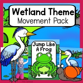Wetland Theme Movement Pack