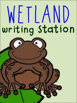 Wetland Writing Station