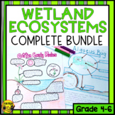 Wetlands Lessons and Activities Bundle