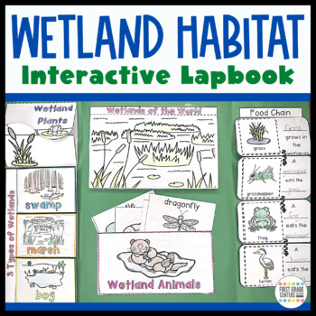 Wetlands Interactive Lapbook