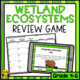 Wetlands Interactive Review Game