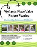 Wetlands Place Value Picture Puzzles