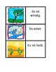 Wetter (Weather in German) Concentration games