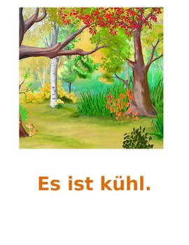 Wetter (Weather in German) Posters
