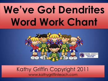 Word Work Video Chant