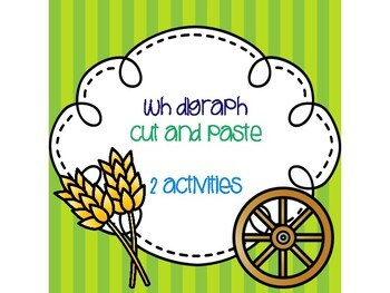 Wh Digraph Cut and Paste