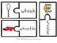 Wh Digraph Puzzles - 15 Puzzles Included Plus Follow Up Activities