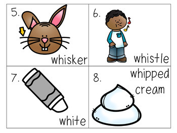 Wh Digraph Write the Room