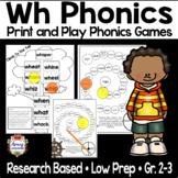 Wh Phonics Games