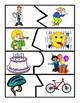 Wh- Question Puzzles