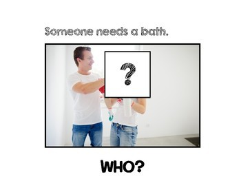 Wh Questions: Who