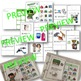 Wh-Questions Who What Where When Why Interactive Booklet bundle full sentence