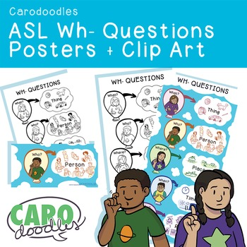 Wh- Questions in ASL