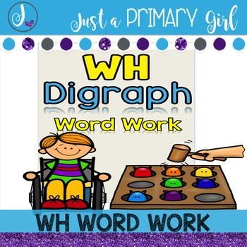 Wh Word Work