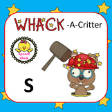 Whack-A-Critter /S/ Articulation Cards