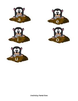 Whack A Mole Answer Guide