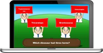 Whack A Teacher quiz game template