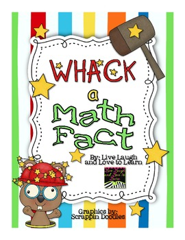 Whack a Math Fact