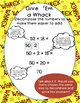 Whack a Number: Addition with Compatible Numbers with Regrouping