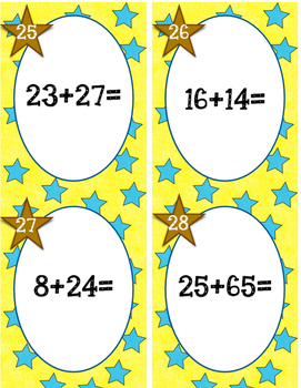 Whack a Number: Addition with Compatible Numbers without Regrouping