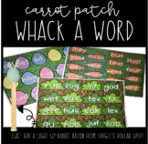 Whack a Word: Carrot Patch