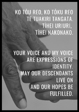 Whakatauki (Proverbs) for Learning Languages