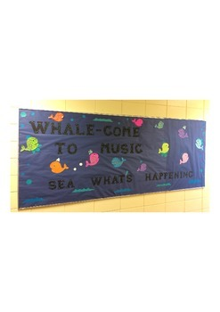 Whale Come to Music Sea What's Happening