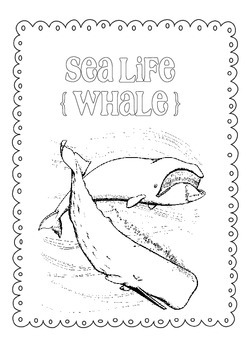 Whale Day Pack { freebie }