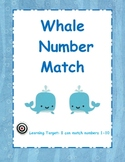 Whale Number Match