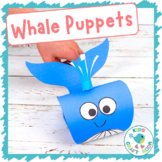 Whale Puppets