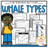 Whale Types Printable
