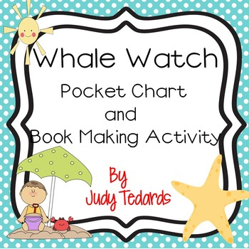 Whale Watch (Pocket Chart Activity)