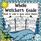Whale Watchers Guide Ocean Whale Study Book