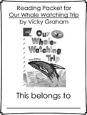 Whale Watching Trip Literature Packet