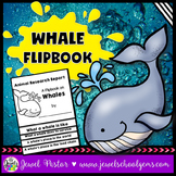 Whale Activities (Whale Research Flipbook)