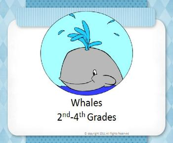 Whales (2nd - 4th Grade)