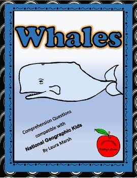 Whales / Compatible with National Geographic Kids