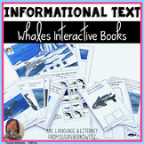 Whales Informational Interactive Text for Differentiated a