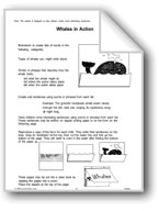 Whales in Action: Reports and Poems