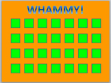 Whammy Review Game