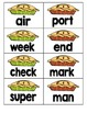 """""""What A Piece Of Pie!"""": Compound Words Center"""