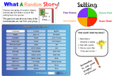 What A Random Story! Smartboard Game