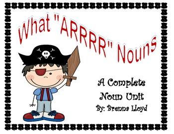 """What """"ARRRRR"""" Nouns?"""