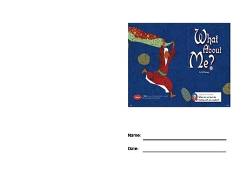 What About Me? Booklet