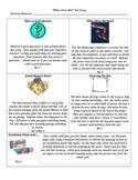 What About Me? Common Core Activity Menu, Centers, and Lesson Plans